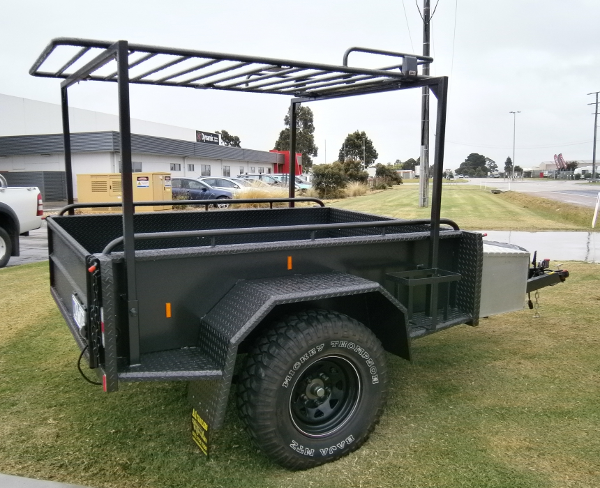 Trailers A1 Trailers And A1 Fabrication Bairnsdale